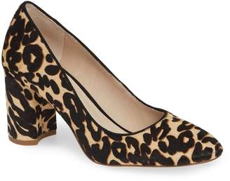 Louise et Cie Jalzy Genuine Calf Hair Pump