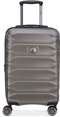 """Delsey Meteor 21"""" Hardside Expandable Carry-On Spinner Suitcase"""