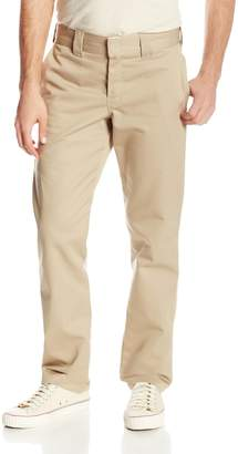 Dickies Men's Slim Taper Ring Spun Work Pant