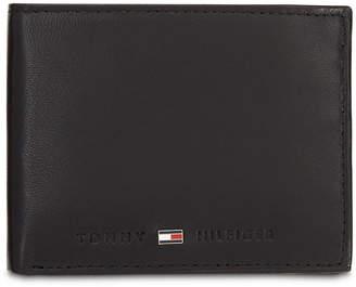 Tommy Hilfiger Men's Brax Leather Traveler Wallet