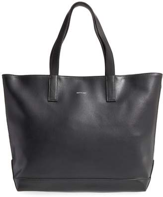 Matt & Nat 'Schlepp' Faux Leather Tote