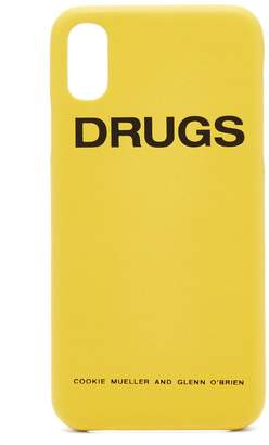 Raf Simons Leather iPhone® X case