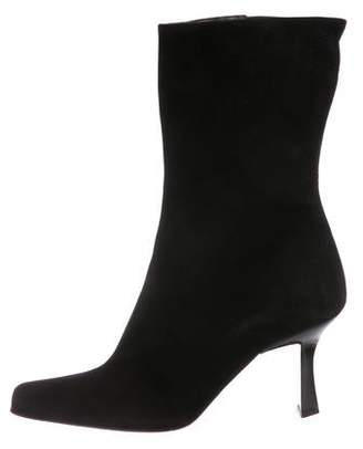 Bruno Magli Suede Ankle Boots