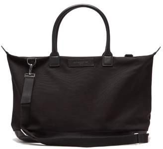 WANT Les Essentiels Lindbergh Organic Cotton Tote Bag - Mens - Black