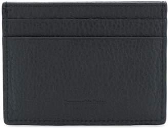 Ermenegildo Zegna grained card holder