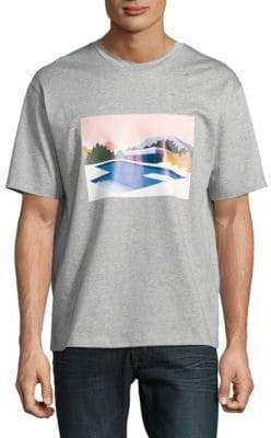 Plac Graphic Cotton Tee