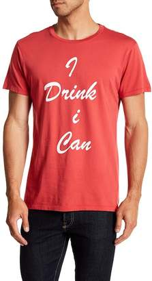 Sol Angeles Drink Up Crew Neck Tee