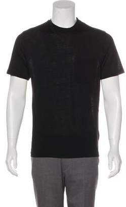 Our Legacy Wool Crew Neck T-Shirt
