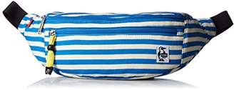 Chums (チャムス) - [チャムス] ウェストバッグ Spur Fanny Pack Sweat II CH60-0626-0118-00 A047 Blue/Natural