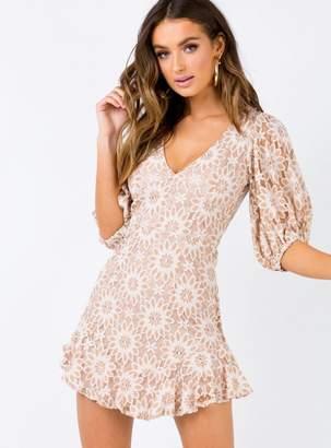 High Wood Mini Dress