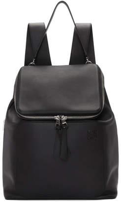 Loewe Black Goya Backpack