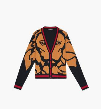MCM Men's Munich Lion Cardigan