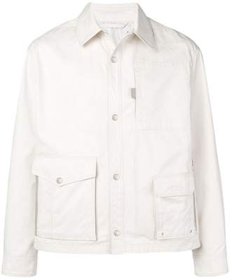 fad7ff237cd4 Double Pocket White Shirts - ShopStyle