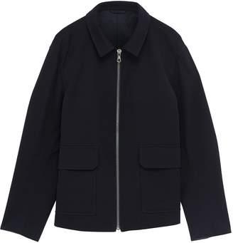 TOMORROWLAND Cotton-wool twill shirt jacket