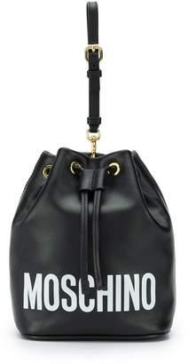 Moschino (モスキーノ) - Moschino ロゴ バケットバッグ