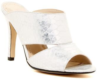 Adrienne Vittadini Gunn Sandal $99 thestylecure.com
