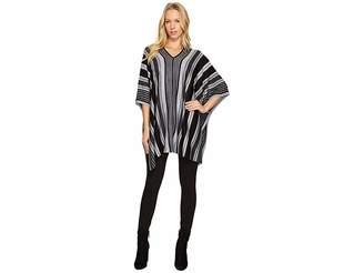 Michael Stars All Stripe Ruana Women's Clothing