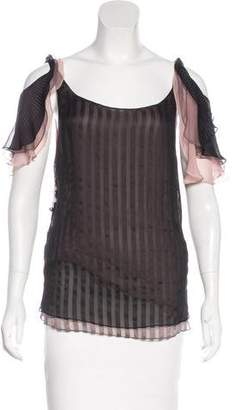 Stella McCartney Silk Sleeveless Blouse