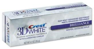 Brilliance+ Crest® Crest 3D White 4.1 oz. Brilliance Teeth Whitening Toothpaste in Vibrant Peppermint