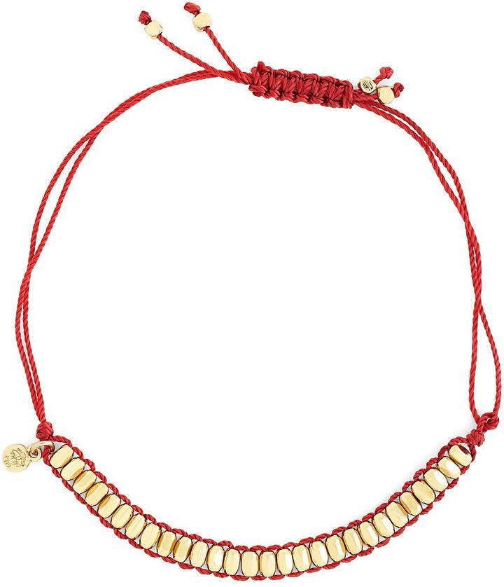 Brooks Brothers Metal Bead Friendship Bracelet