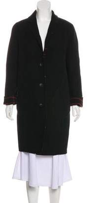 Rag & Bone Wool Long Sleeve Coat