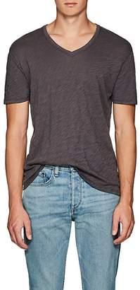 ATM Anthony Thomas Melillo Men's Cotton V-Neck T-Shirt