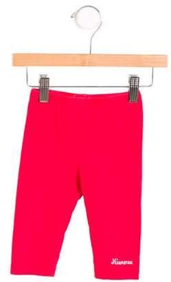 Junior Gaultier Boys' Embroidered Straight-Leg Pants
