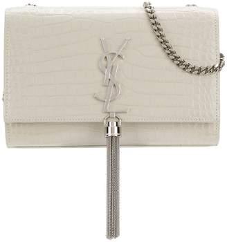 Saint Laurent Classic Kate tassel chain bag