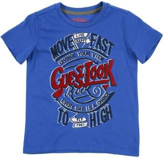 GUESS T-shirts - Item 12222041QJ