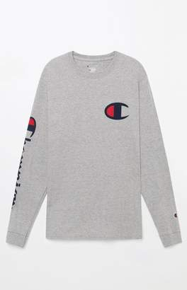 Champion Heritage Graphic Long Sleeve T-Shirt