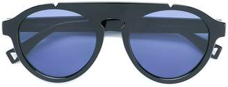 Fendi Eyewear aviator shaped sunglasses