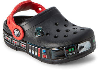 Crocs Toddler Boys) Star Wars Darth Vader Light-Up Clogs