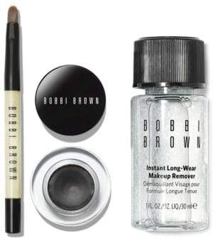 Bobbi Brown Long-Wear Gel Eyeliner To Go Set