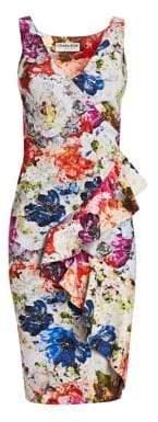 Chiara Boni Ceren V-Neck Dress