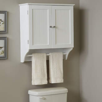 """Andover Mills Arledge 23.82"""" W x 25.44"""" H Wall Mounted Cabinet"""