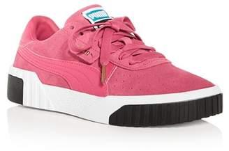 Puma Women's Cali Low Top Sneakers