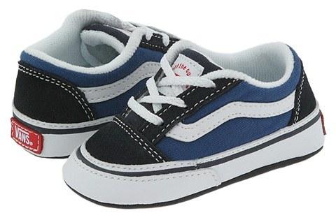 Vans Kids Old Skool Core Classics (Infant/Toddler)