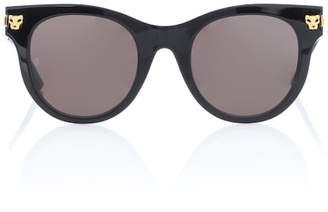 Cartier Eyewear Collection Panthère de cat-eye sunglasses