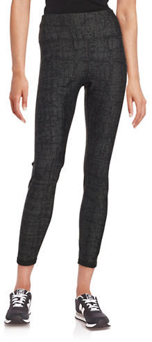 Calvin Klein Performance Printed Knit Leggings