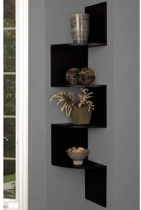 Brayden Studio 4 Tier Corner Shelf