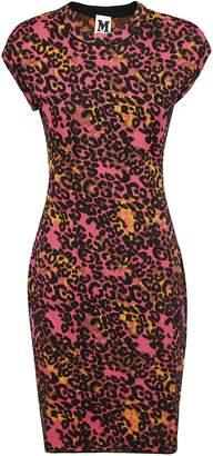 M Missoni Leopard Print Dress