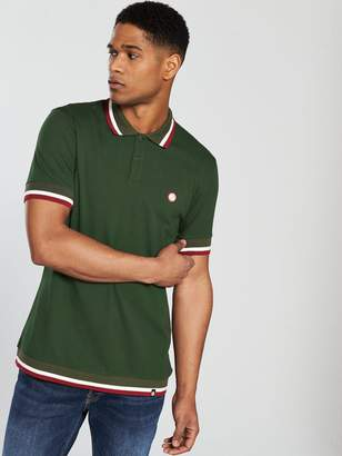 Pretty Green Fairbrook Short Sleeve Polo