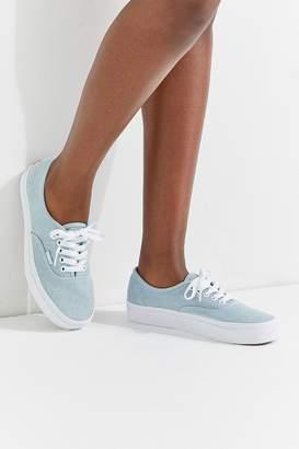 Vans Authentic Denim Sneaker
