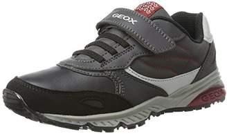 Geox Boys' Bernie 16 Sneaker