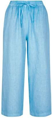 120% Lino 120 Lino Linen Trousers