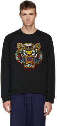 Kenzo Black Dragon Tiger Sweatshirt