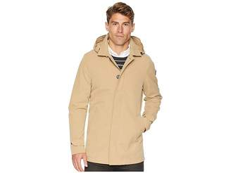 Scotch & Soda Classic Parka Jacket w/ Fixed Inner Body Warmer Men's T Shirt