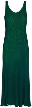 Alexander Wang Sleeveless Ribbed Dress