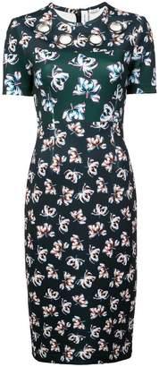 Yigal Azrouel floral print dress
