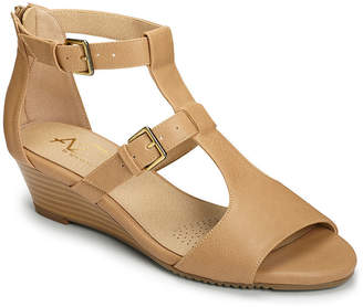 Aerosoles A2 BY A2 by Womens Applause Wedge Sandals